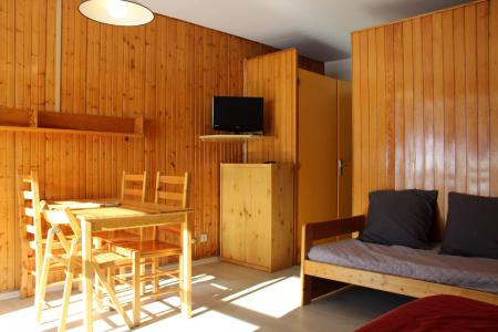 Rent in ski resort Studio sleeping corner 4 people (BA0154S) - Résidence le Bois d'Aurouze - Superdévoluy