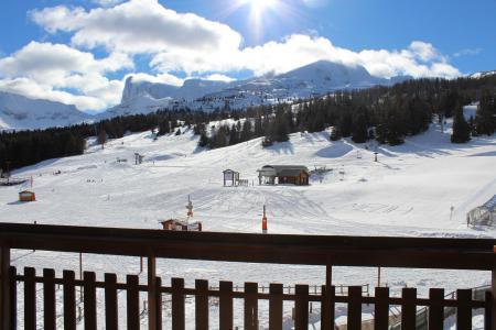 Аренда на лыжном курорте Квартира студия со спальней для 4 чел. (BA0154S) - Résidence le Bois d'Aurouze - Superdévoluy