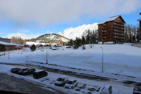 Аренда на лыжном курорте Квартира студия со спальней для 4 чел. (BA0343N) - Résidence le Bois d'Aurouze - Superdévoluy