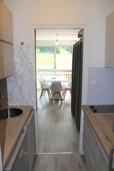 Аренда на лыжном курорте Квартира студия со спальней для 4 чел. (BA0110S) - Résidence le Bois d'Aurouze - Superdévoluy