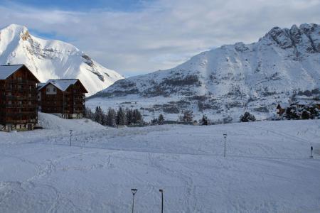 Аренда на лыжном курорте Квартира студия для 2 чел. (BA0408N) - Résidence le Bois d'Aurouze - Superdévoluy