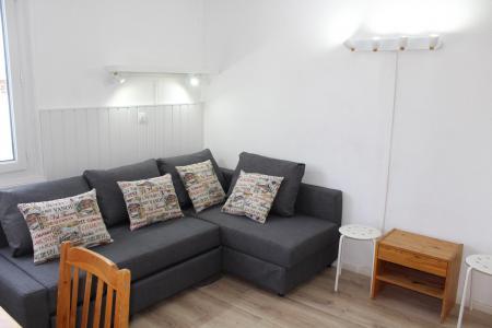 Аренда на лыжном курорте Квартира студия для 2 чел. (BA0408N) - Résidence le Bois d'Aurouze - Superdévoluy - Салон