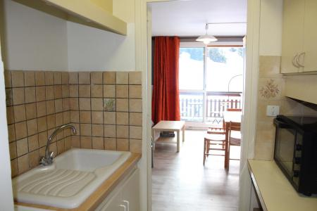 Rent in ski resort Studio 4 people (BA0108S) - Résidence le Bois d'Aurouze - Superdévoluy - Apartment