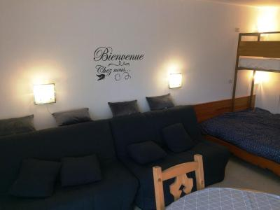 Rent in ski resort Studio 4 people (BA0253S) - Résidence le Bois d'Aurouze - Superdévoluy - Apartment