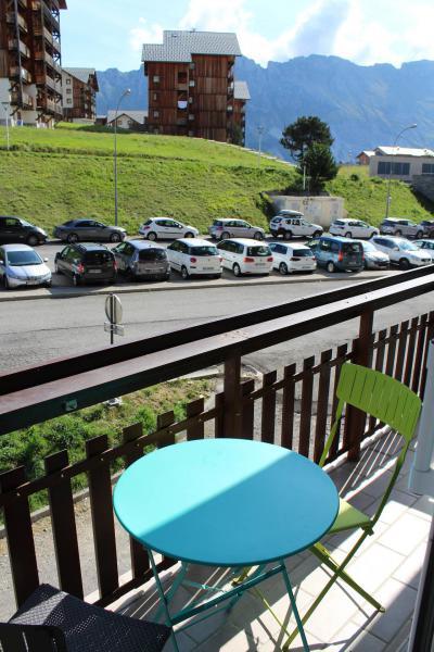 Location au ski Studio 4 personnes (BA0142N) - Résidence le Bois d'Aurouze - Superdévoluy - Balcon