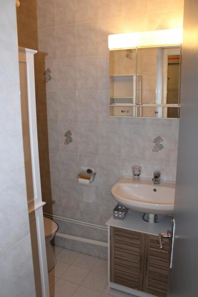 Location au ski Studio 4 personnes (BA0142N) - Résidence le Bois d'Aurouze - Superdévoluy - Salle d'eau