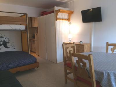 Location au ski Studio 4 personnes (BA0253S) - Résidence le Bois d'Aurouze - Superdévoluy - Table