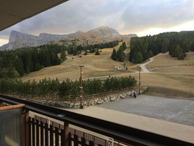 Location au ski Studio coin montagne 4 personnes (BA0106S) - Résidence le Bois d'Aurouze - Superdévoluy - Balcon