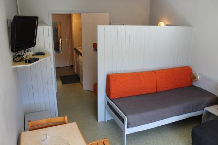 Location au ski Studio coin montagne 4 personnes (BA0227S) - Résidence le Bois d'Aurouze - Superdévoluy - Canapé