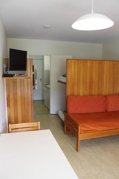Location au ski Studio coin montagne 4 personnes (BA0416S) - Résidence le Bois d'Aurouze - Superdévoluy - Banquette