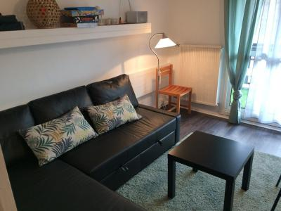 Rent in ski resort Studio sleeping corner 4 people (BA0106S) - Résidence le Bois d'Aurouze - Superdévoluy - Bench seat