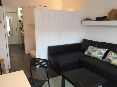 Rent in ski resort Studio sleeping corner 4 people (BA0106S) - Résidence le Bois d'Aurouze - Superdévoluy - Sofa-bed