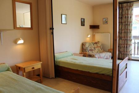 Rent in ski resort Studio sleeping corner 4 people (BA0127N) - Résidence le Bois d'Aurouze - Superdévoluy - Single bed
