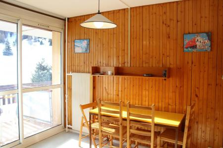 Rent in ski resort Studio sleeping corner 4 people (BA0154S) - Résidence le Bois d'Aurouze - Superdévoluy - Apartment