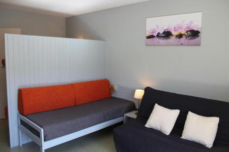 Rent in ski resort Studio sleeping corner 4 people (BA0227S) - Résidence le Bois d'Aurouze - Superdévoluy - Bed-settee