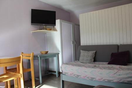 Rent in ski resort Studio sleeping corner 4 people (BA0227S) - Résidence le Bois d'Aurouze - Superdévoluy - Settee