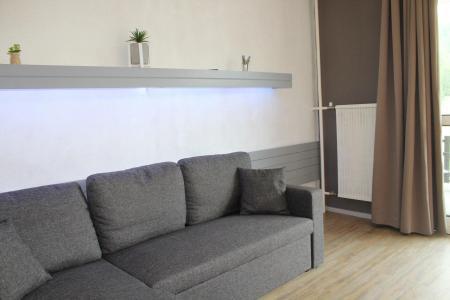 Rent in ski resort Studio sleeping corner 4 people (BA0922S) - Résidence le Bois d'Aurouze - Superdévoluy - Settee