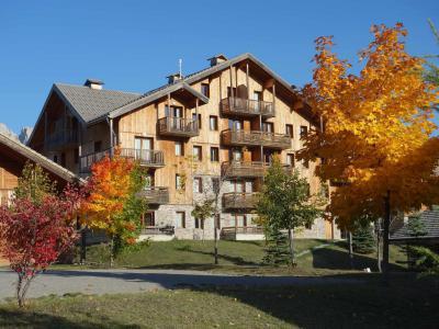 Rental Superdévoluy : Résidence le Hameau du Puy winter
