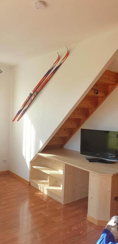 Аренда на лыжном курорте Общий шале 3 комнат 6 чел. (M1) - Résidence le Hameau du Puy - Superdévoluy