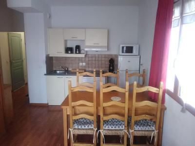 Аренда на лыжном курорте Апартаменты 3 комнат 6 чел. (003) - Résidence le Hameau du Puy - Superdévoluy