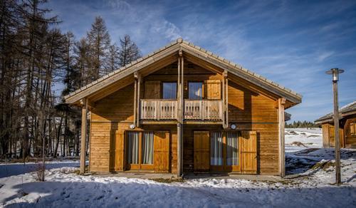 Location Superdévoluy : Residence Le Hameau Du Puy hiver