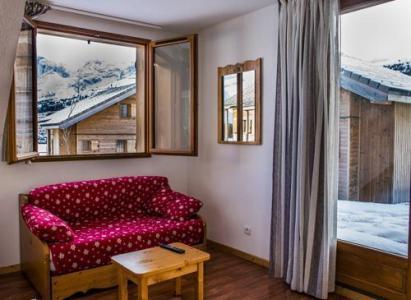 Location au ski Residence Le Hameau Du Puy - Superdévoluy - Séjour