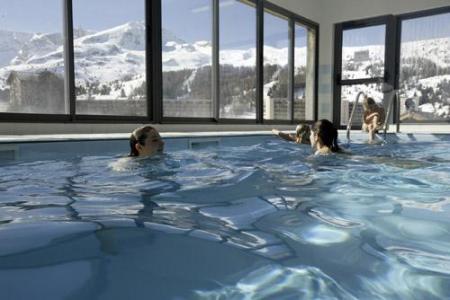 Location au ski Residence Le Hameau Du Puy - Superdévoluy - Piscine