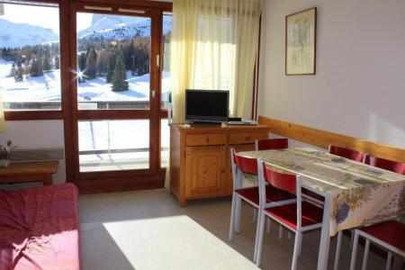 Rent in ski resort 2 room apartment sleeping corner 6 people (PS0407) - Résidence le Plein Sud - Superdévoluy - Apartment