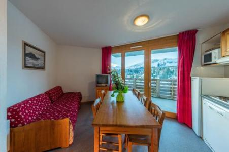 Location au ski Residence Les Chaumettes - Superdévoluy - Séjour