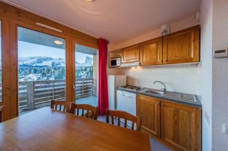 Location au ski Residence Les Chaumettes - Superdévoluy - Cuisine