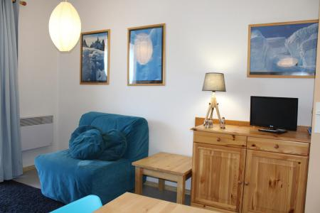Rent in ski resort 2 room apartment 5 people (IS0626X) - Résidence les Issarts  - Superdévoluy - Table