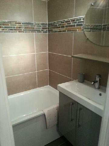 Rent in ski resort 2 room apartment 8 people (IS0212X) - Résidence les Issarts  - Superdévoluy - Bathroom