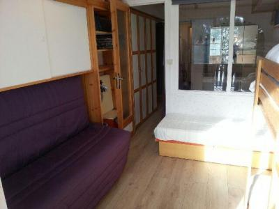 Rent in ski resort 2 room apartment 8 people (IS0212X) - Résidence les Issarts  - Superdévoluy - Bed-settee