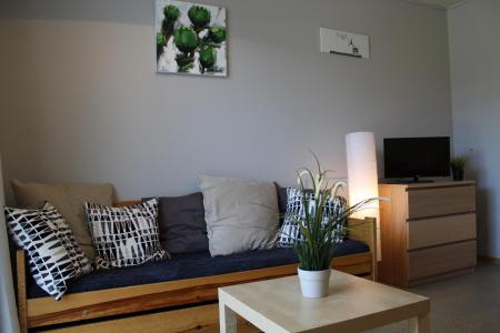 Rent in ski resort 2 room apartment 5 people (IS0913X) - Résidence les Issarts  - Superdévoluy