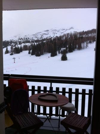 Rent in ski resort 2 room apartment 4 people (IS1031X) - Résidence les Issarts  - Superdévoluy