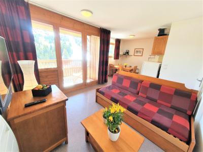 Rent in ski resort 3 room apartment 6 people (TB55) - Résidence les Toits du Dévoluy - Superdévoluy - Apartment