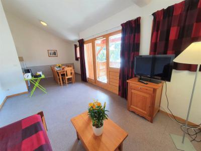 Rent in ski resort 3 room apartment cabin 8 people (TA60) - Résidence les Toits du Dévoluy - Superdévoluy
