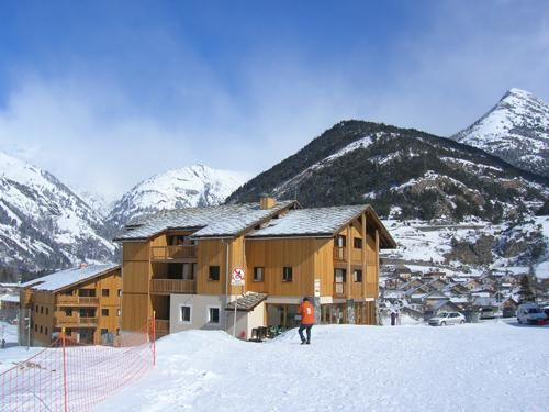 Rental Les Balcons De La Vanoise winter
