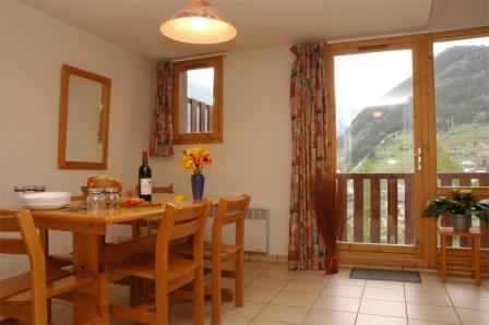 Location au ski Appartement duplex 3 pièces 8 personnes (30) - Residence Le Petit Mont Cenis - Termignon-la-Vanoise - Séjour
