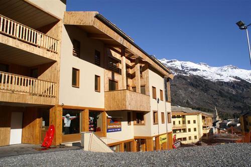 Location Residence Les Terrasses De Termignon hiver