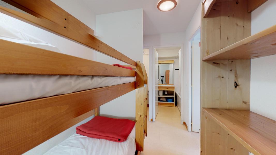 Аренда на лыжном курорте Апартаменты 2 комнат 6 чел. (2P6CM+) - Les Balcons de la Vanoise - Termignon-la-Vanoise - Двухъярусные кровати
