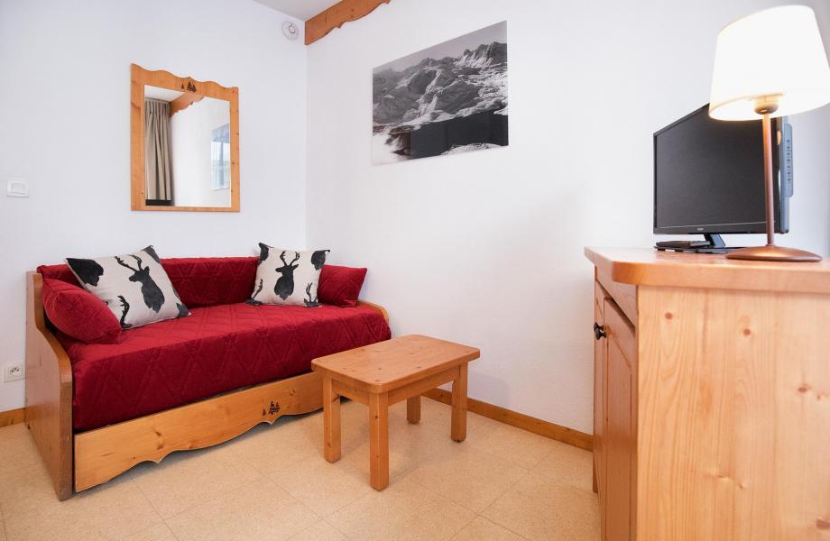 Location au ski Appartement 2 pièces 5 personnes (Rénové) (2P5+) - Les Balcons de la Vanoise - Termignon-la-Vanoise - Séjour