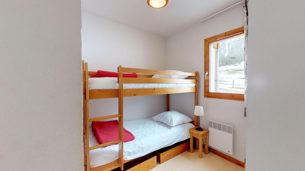 Location au ski Appartement 2 pièces cabine 6 personnes (2P6CC+) - Les Balcons de la Vanoise - Termignon-la-Vanoise - Lits superposés