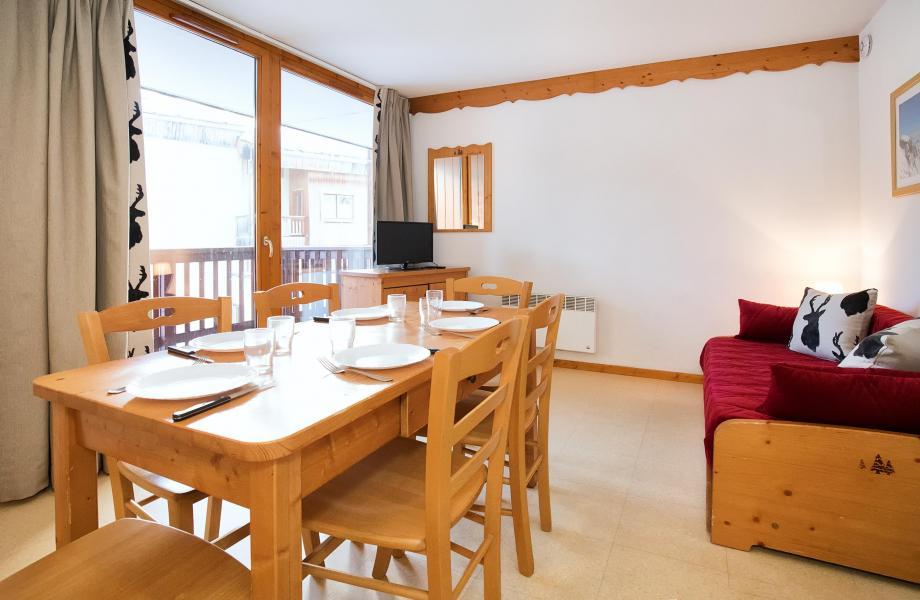 Location au ski Appartement 2 pièces coin montagne 6 personnes (Rénové) (2P6CM+) - Les Balcons de la Vanoise - Termignon-la-Vanoise - Coin repas