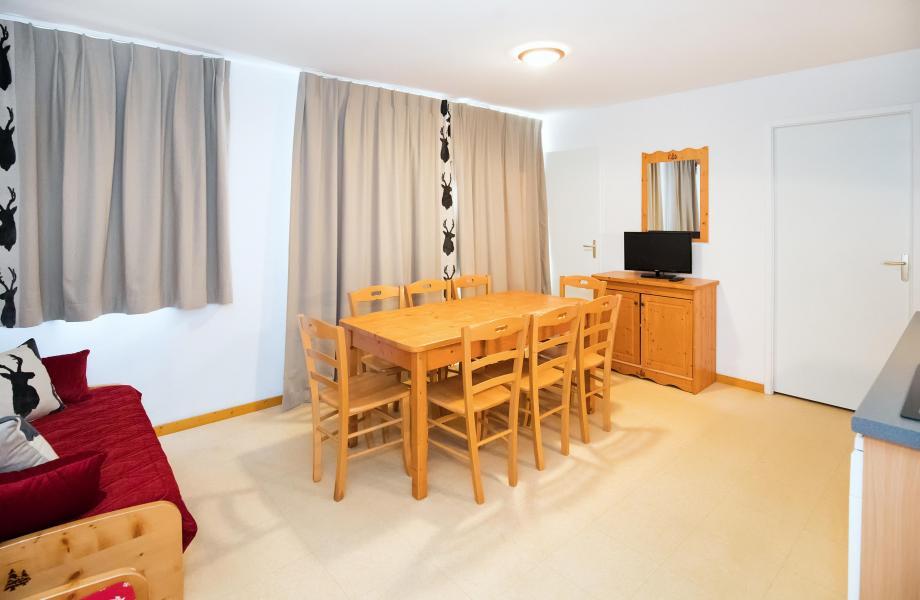 Location au ski Appartement 4 pièces 8 personnes (4P8+) - Les Balcons de la Vanoise - Termignon-la-Vanoise - Séjour