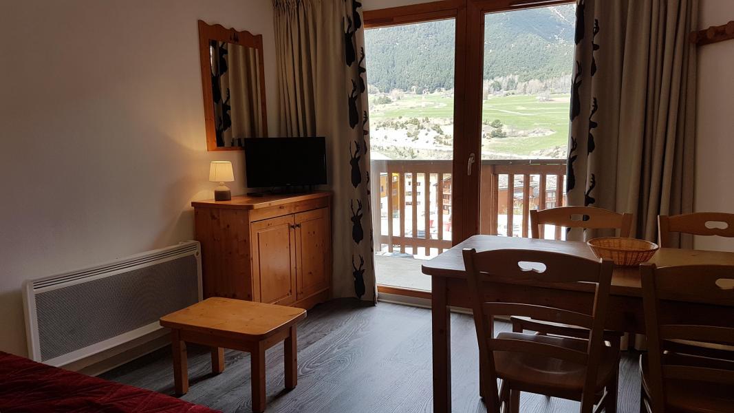 Аренда на лыжном курорте Les Balcons de la Vanoise - Termignon-la-Vanoise - Салон