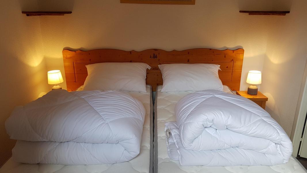 Аренда на лыжном курорте Les Balcons de la Vanoise - Termignon-la-Vanoise - Односпальная кровать