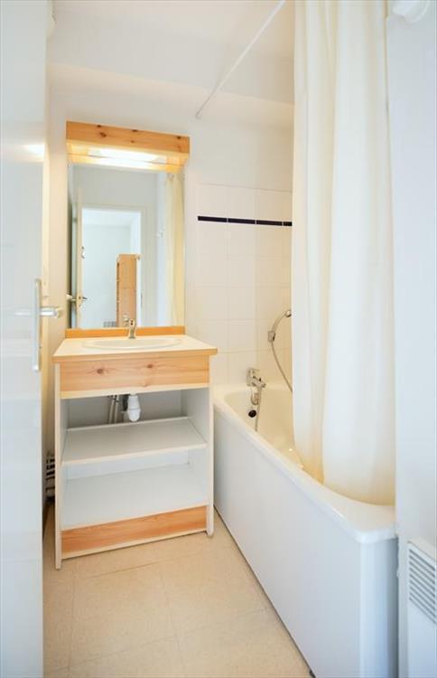 Location au ski Studio 4 personnes (ST4+) - Les Balcons de la Vanoise - Termignon-la-Vanoise - Salle de bains