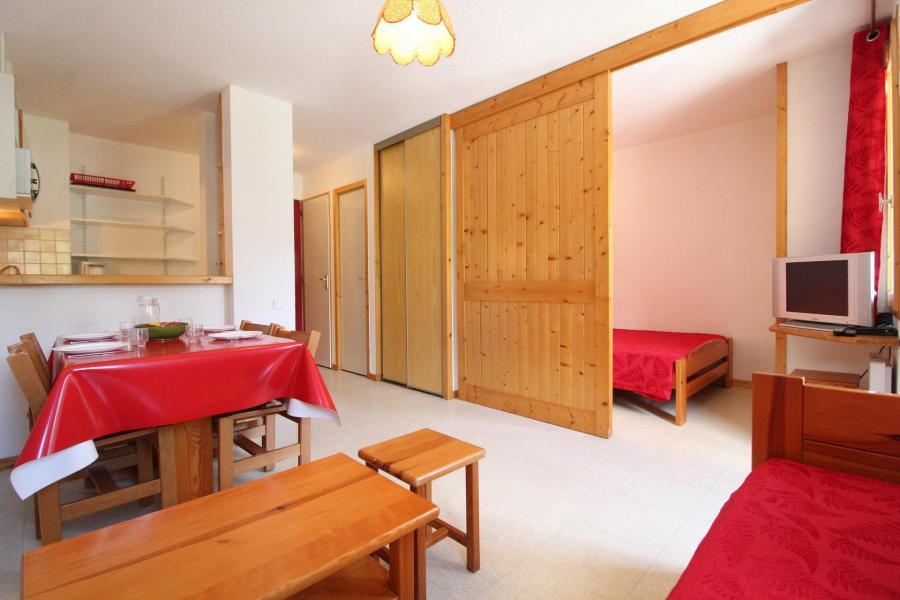 Аренда на лыжном курорте Апартаменты 2 комнат 4 чел. (18) - Résidence le Petit Mont Cenis - Termignon-la-Vanoise - Салон