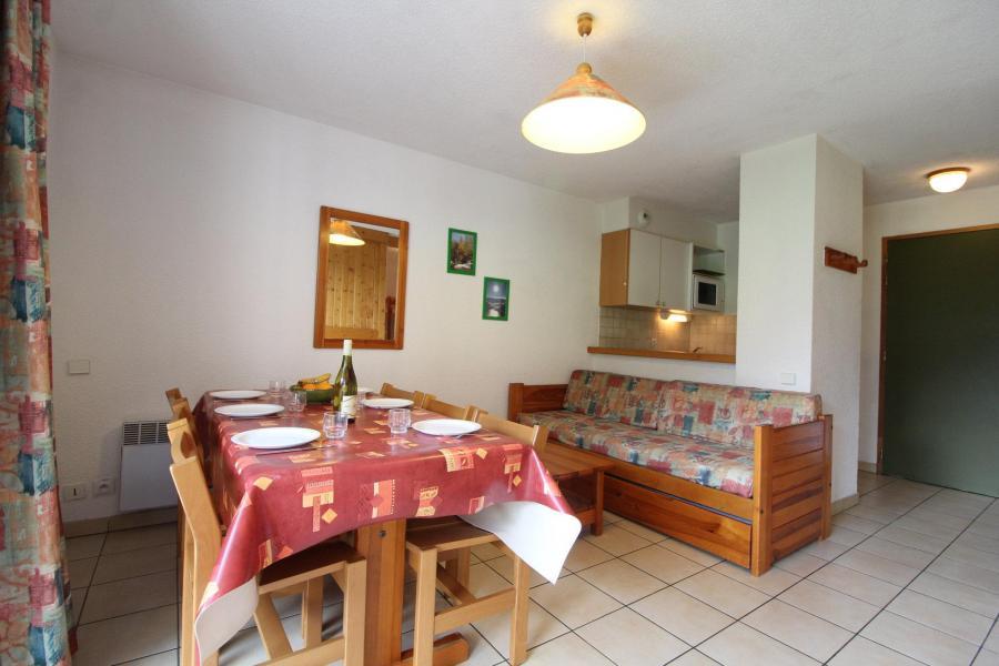 Аренда на лыжном курорте Апартаменты 2 комнат 6 чел. (7) - Résidence le Petit Mont Cenis - Termignon-la-Vanoise - Салон